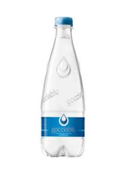 ゴッチアブルー(GOCCIA BLU) 無炭酸水 500ml×24本/箱  [硬度265.9/中硬水/イタリア産]