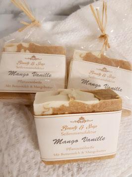 Seife Mango Vanille