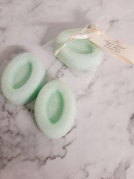Sugar Scrub Ginkgo-Limette