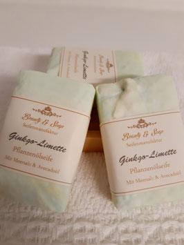 Seife Ginkgo-Limette