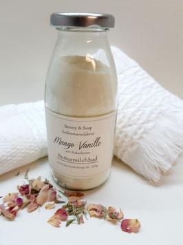 Buttermilchbad Mango Vanille