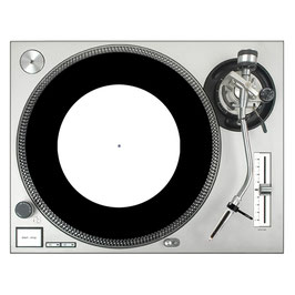 "7"" SLIPMAT – WHITE 16oz (GLAZED BOTTOM)"