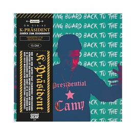 K-PREZ - BACK TO THE DRAWING BOARD (OBI CD)