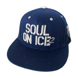 RAS KASS - SOUL ON ICE BLUE HAT