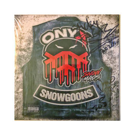 Onyx & Snowgoons – SnowMads Signed Vinyl