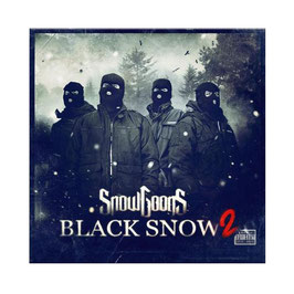SNOWGOONS – BLACK SNOW 2 (CD)
