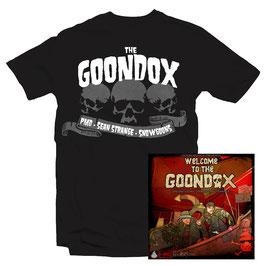 GOONDOX – TEE & VINYL BUNDLE