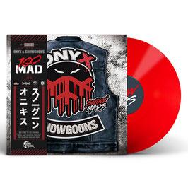 Onyx & Snowgoons – SnowMads Red Vinyl 100MAD OBI