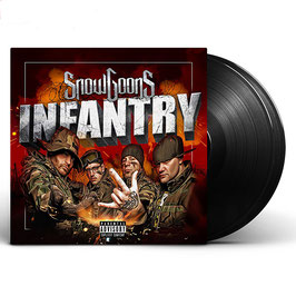 SNOWGOONS – INFANTRY BLACK DOUBLE VINYL