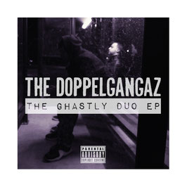 THE DOPPELGANZA - THE GHASTLY DUO (EP)