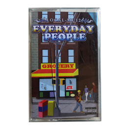 LOCAL-MU12 - EVERYDAY PEOPLE (TAPE)