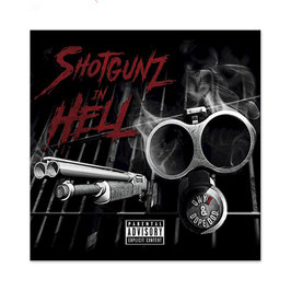 DOPE D.O.D. & ONYX – SHOTGUNZ IN HELL (CD)