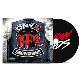 ONYX & SNOWGOONS - SNOWMADS (CD)