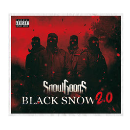 SNOWGOONS – BLACK SNOW 2.0 (DOUBLE CD)