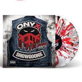 Onyx & Snowgoons – SnowMads Splatter Vinyl