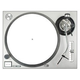 "12"" SLIPMAT – WHITE 16oz (GLAZED BOTTOM)"