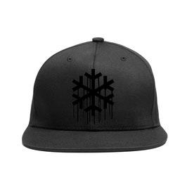 SNOWGOONS - BLACK SNOW BLACK HAT