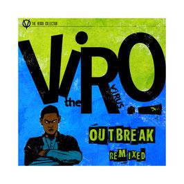 VIRO THE VIRUS – OUTBREAK REMIXED (CD)