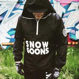 SNOWGOONS – BLACK SNOW WINDBREAKER
