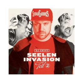 DJ CRYPT – SEELENINVASION TEIL 2 (MIX CD)