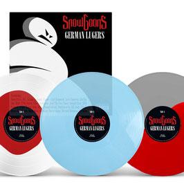 Snowgoons - German Lugers Bundle 3 Vinyl
