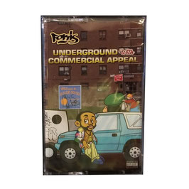 FOKIS – UNDERGROUND WITH COMMERCIAL APPEAL (TAPE)