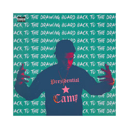 K-PREZ - BACK TO THE DRAWING BOARD (CD)