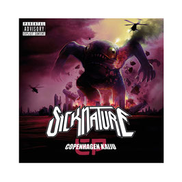 SICKNATURE – COPENHAGEN KAIJU (LP)