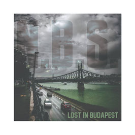 N.B.S. – LOST IN BUDAPEST (CD)
