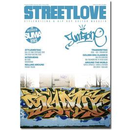 STREETLOVE - GRAFFITI MAG #7