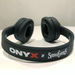 ONYX & SNOWGOONS – BLUETOOTH HEADPHONES