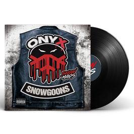 Onyx & Snowgoons – SnowMads Black Vinyl