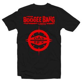 DAS EFX - BOOGEE BANG SKOOB RED T
