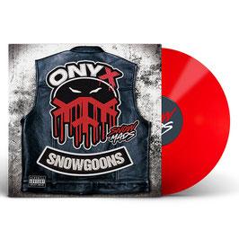 Onyx & Snowgoons – SnowMads Red Vinyl