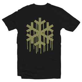 SNOWGOONS – GREEN SNOWFLAKE SHIRT