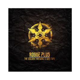ROGUE PLUS - THE GOLDEN THROWING STARS TAPE (CD)