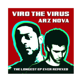 VIRO THE VIRUS – ARZ NOVA EP REMIXED (CD)