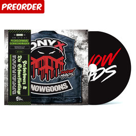 ONYX & SNOWGOONS - SNOWMADS GERMAN OBI (CD)