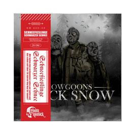 Snowgoons - Black Snow German OBI Vinyl