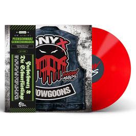 Onyx & Snowgoons – SnowMads Red Vinyl GERMAN OBI