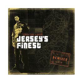 VIRO THE VIRUS – JERSEYS FINEST REMIXED (CD)