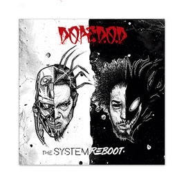 DOPE D.O.D. – THE SYSTEM REBOOT (CD)