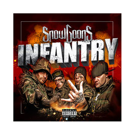 SNOWGOONS – SNOWGOONS INFANTRY (CD)