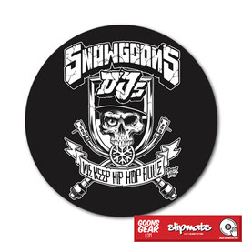 SNOWGOONS - DJS SLIPMAT (GLAZED BOTTOM)