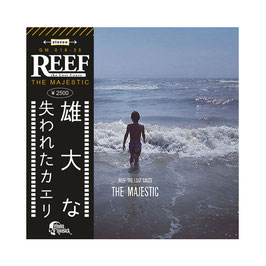REEF THE LOST CAUZE – THE MAJESTIC JAPANESE OBI (CD)