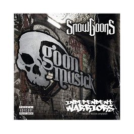 SNOWGOONS – INDEPENDENT WARRIORS (CD)