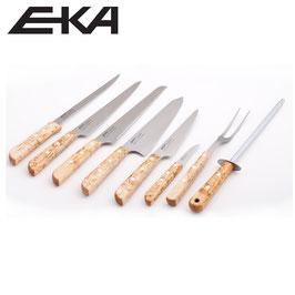 EKA Küchenmesser Set aus Masur-Björk