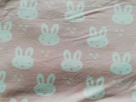 Sarouel Happy bunny rose