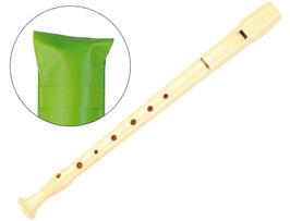 Flauta honner Plàstic