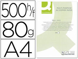 Fulls A4 blanc Pak500